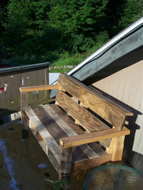 le banc le banc coffre de jardin belles id 233 es pour votre jardin