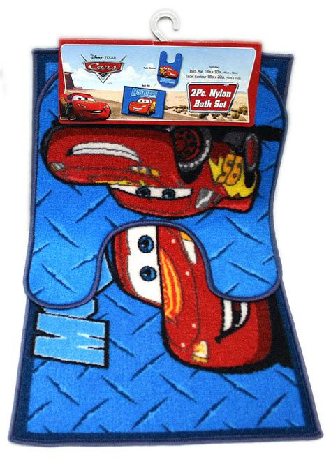 Disney Cars Bathroom Accessories Cars Bathroom Decor 2017 Grasscloth Wallpaper