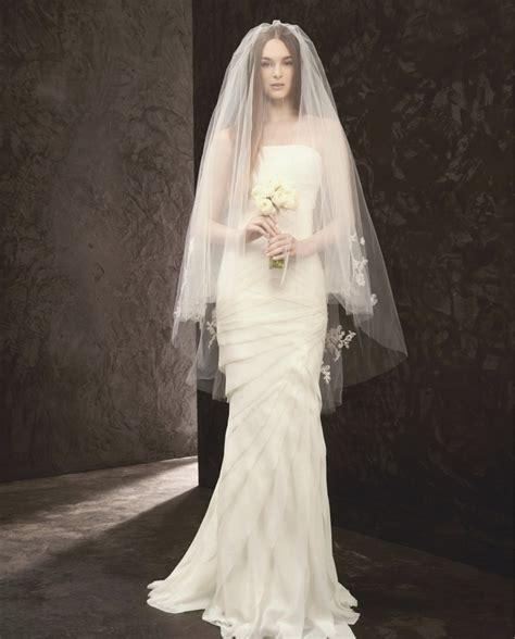 Wedding Dresses Designer Vera Wang by Affordable Designer Wedding Dresses From White By Vera