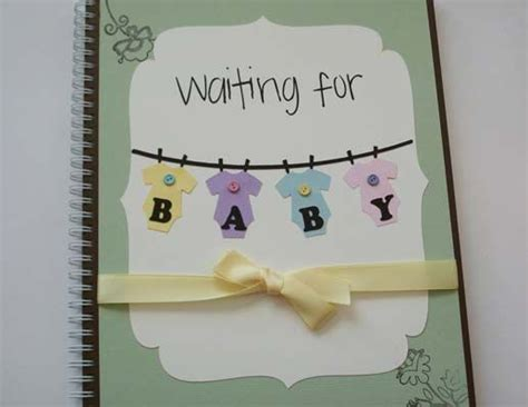 Handmade Pregnancy Journal - pregnancy journals a well memories and pregnancy journal