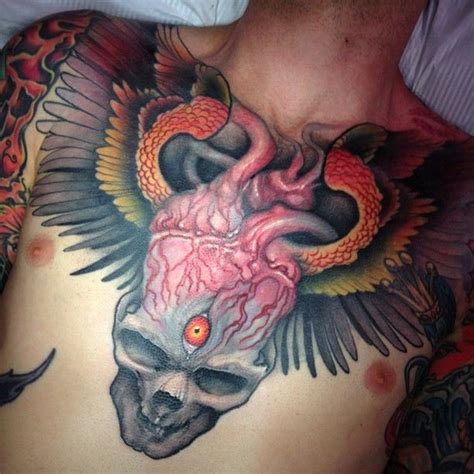 tattoo chest piece cover ups cover up chest piece tattoos