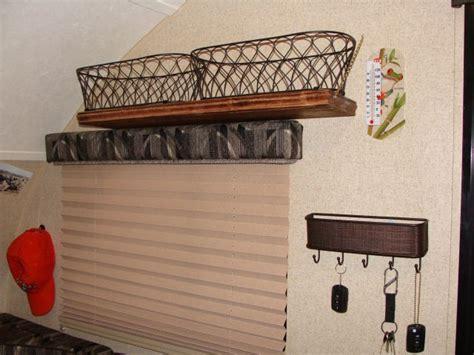 paper towel holder inside cabinet manicinthecity
