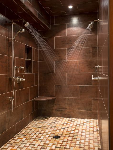 Dual shower ideas pictures remodel and decor