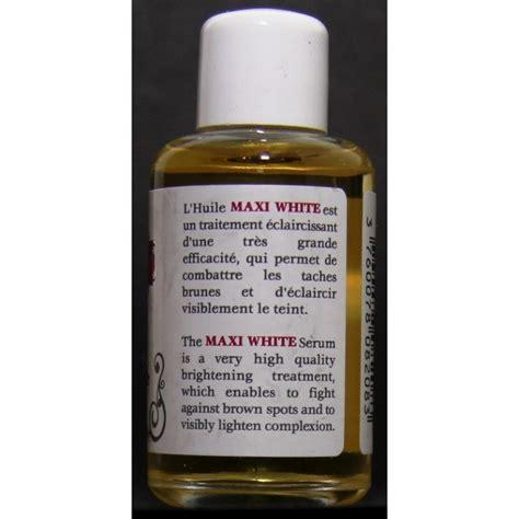 Maxi White maxi white s1 brightening serum edna