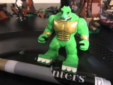 king k rool figure custom lego king k rool figure in progress not