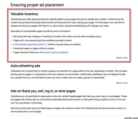 adsense guidelines big adsense policy update ad limits per page lifted