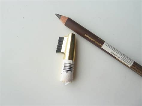 Revlon Eyebrow Pencil revlon eyebrow pencil 01 brown review