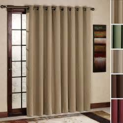 patio door curtain rods choosing top patio door curtains design ideas