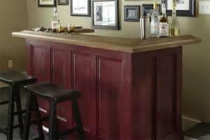 free standing home bars 8 free bar plans