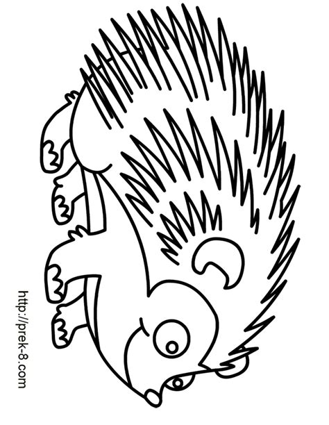 Hedgehog Coloring Pages To Download And Print For Free Free Printable Coloring Sheets For Kids L