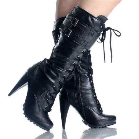 womens high heel combat boots 20 best images about costume on