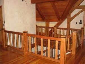 Interior Wood Stair Railing by Stair Railings On Pinterest Stair Railing Wood Stair