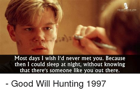 Good Will Hunting Meme - 25 best memes about someone like you someone like you memes