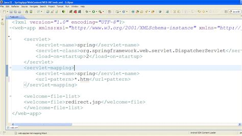 url pattern in xml can we change the url pattern in web xml addicted to