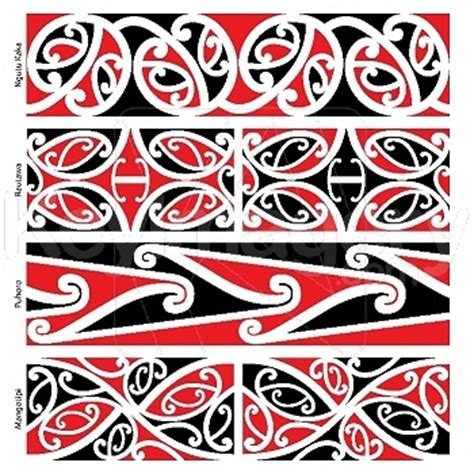 pattern making new zealand 27 best kowhaiwhai images on pinterest maori art maori