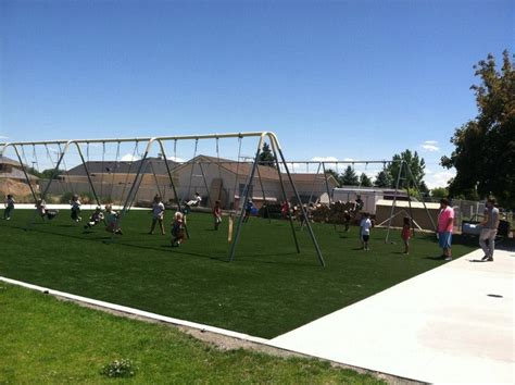 southton swing set the new immanuel lutheran school swingset playground is a