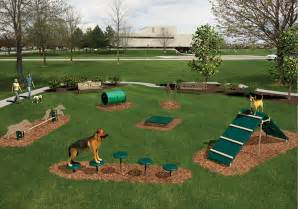 backyards for dogs dog park equipment