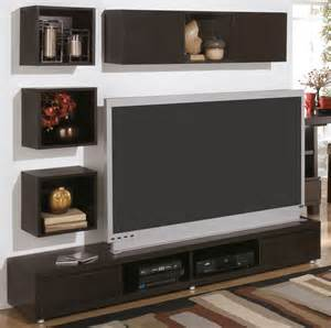 tv stand shelves modern wall mount tv stand and floating shelf decor idea