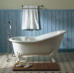 herbeau louise cast iron soaking tub traditional