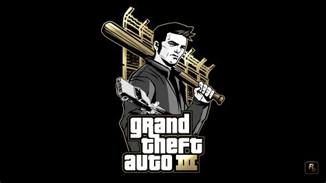 Grandtheft Auto 3 by Grand Theft Auto Iii 10 Years Annivesary Wallpapers