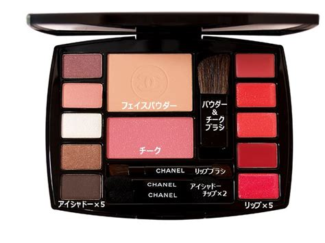 Channel Palette Kosmetik Palette Gede Chanel Palet a domani rakuten global market chanel chanel travel