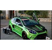 Ford Focus St Tuning Rs Wallpaper