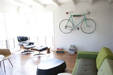 living room bike rack roomations bicycle storage solutions