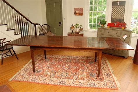 Reproduction Farm Dining Table In Oak At 1stdibs Reproduction Dining Tables