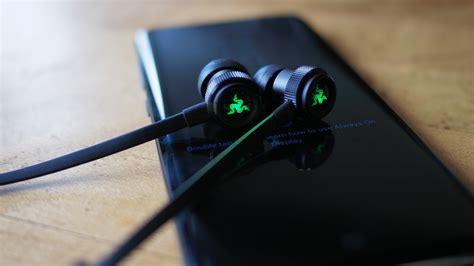 Headset Bluetooth Razer razer hammerhead bt headset hardware review