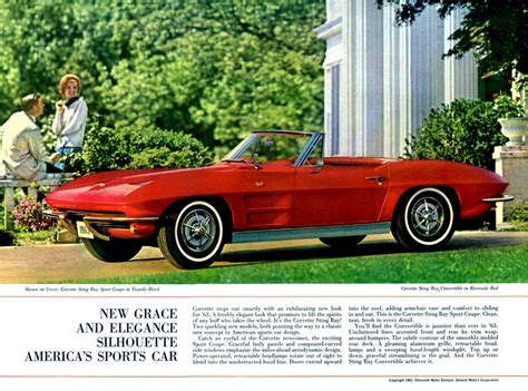 63 corvette specs 1963 corvette specs colors facts history and