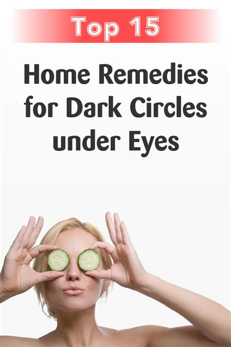 top 15 home remedies for circles