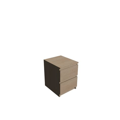 malm 2 drawer chest birch malm chest with 2 drawers design and decorate your room