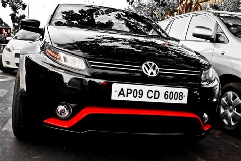 volkswagen polo black modified vw polo modified the truth about cars