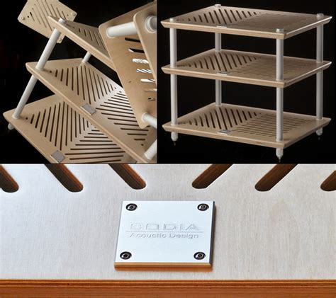 I Mu Magic Audio Device Makes Your Furniture Sing To You by 6moons Audio Reviews Codia Acoustic Design Stage 1000