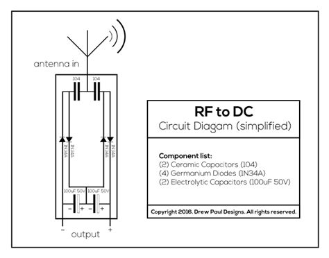 Tesla Free Energy Circuit Diagram Energy Receiver 169 Kit Free Energy From Thin Air