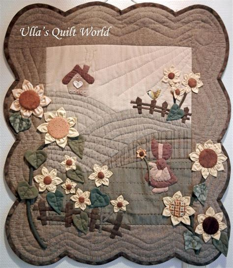 Patchwork Wall Hanging Patterns - 25 unique quilted wall hangings ideas on