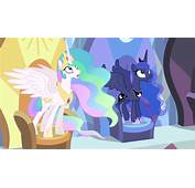 Image  Celestia And Luna In Shock S4E24png My Little