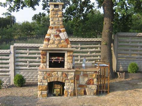 barbecue da casa costruire un barbecue in muratura barbecue barbecue in