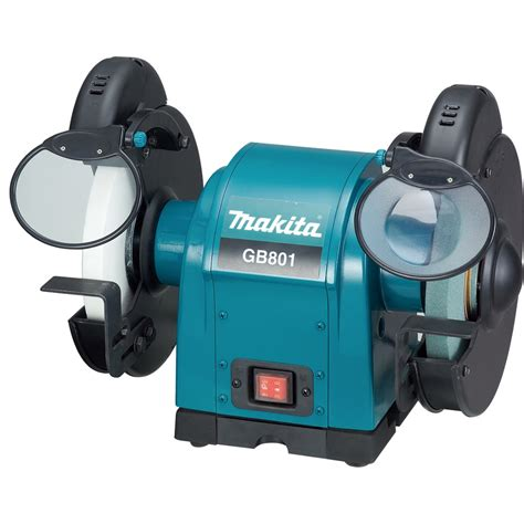 bench grinder machine makita bench grinder 550w gb801 sanding grinding