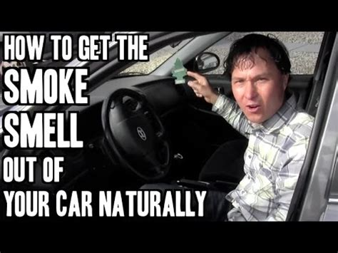 how to get smells out of house how to get smoke smell out of your car or house naturally youtube