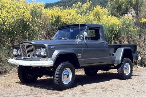 jeep gladiator 1963 these are the 51 most awesome trucks you have ever seen