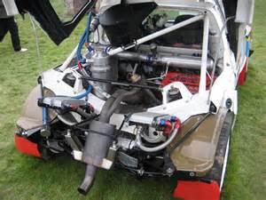 T16 Engine Peugeot Peugeot 205 T16 Alex Cleland Flickr