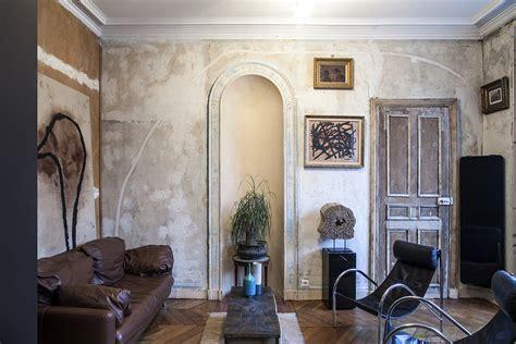 refurbished paris studio apartment integrates storage sleeping space idesignarch interior design architecture interior decorating emagazine