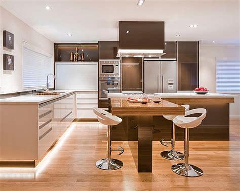 imagenes uñas modernas cocinas modernas estilos 2018 decorar hogar
