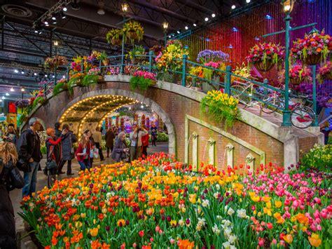 The Phs Philadelphia Flower Show Visit Philadelphia Philadelphia Flower And Garden Show