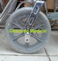 Kursi Aluminium Murah kursi roda fs864l kursi roda alumunium gea kursi roda net