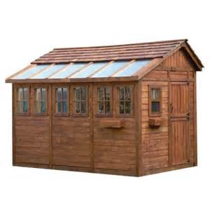 outdoor sheds home depot outdoor living today sunshed 8 ft x 12 ft western