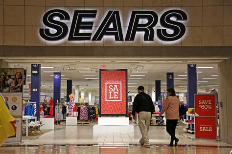 sears store sears names second cfo in seven months as retailer