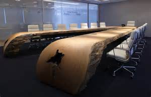 Build Coffee Table Amazing Raw Edge Conference Table X Post R Interiordesign