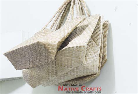 Lauhala Mats For Sale large lauhala pandan kete bag kete bags sale eco friendly
